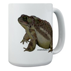 Toad Coffee Cup